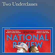 Two Underclasses Periodical by J. D. Vance Narrated by Mark Ashby