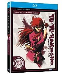 Yu Yu Hakusho: Season Four (Classic) [Blu-ray]