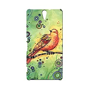G-STAR Designer Printed Back case cover for Sony Xperia C5 - G6776