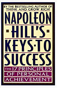 "Cover of ""Napoleon Hill's Keys to Success..."