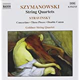 String Quartets Nos. 1 & 2by Goldner String