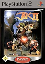 Sony Jak II - Juego (PS2, PlayStation 2, Acción / Aventura, Naughty Dog)