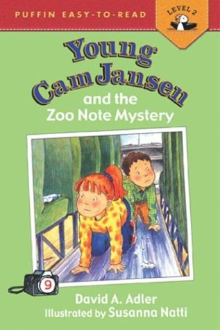 Young Cam Jansen & the Zoo Note Mystery (Young Cam Jansen)