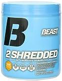 Beast Sports Nutrition 2 Shredded Powder, Orange Mango, 290.25 Gram