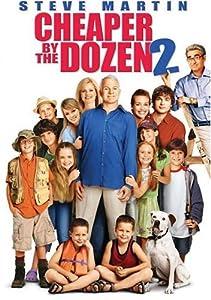 Cheaper by the Dozen 2