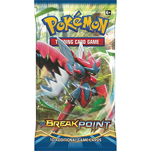 Pokmon-XY-Break-Point-10-Trading-Card-Booster-Pack