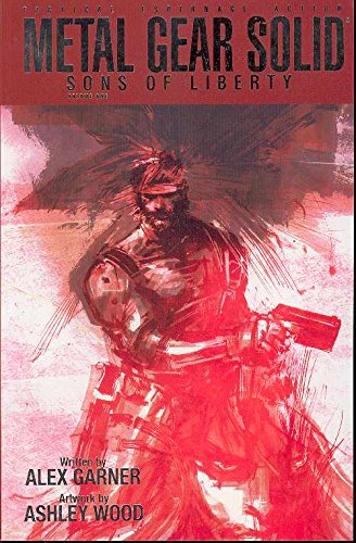 Metal Gear Solid: Sons Of Liberty Volume 1 (v. 1) (Metal Gear Comic compare prices)