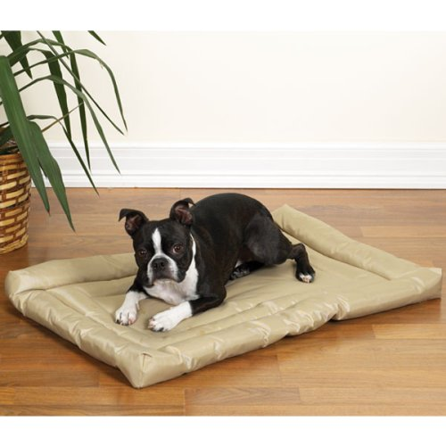slumber pet water resistant beds comfortable and durable With dog bed nylon