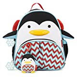 Skip Hop Zoo Winter Backpack & Plush Set - Penguin