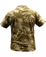 Adults Camo Army Cargo Combat Military T-Shirt S-3XL 8 Colours!