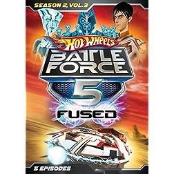 Hot Wheels Battle Force 5: Season 2, Volume 3
