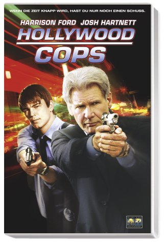 Hollywood Cops [VHS]