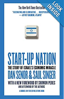 Start Up Nation: The Story of Israel's Economic Miracle