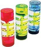 Coloured Timer Set - Liquid Spiral Tube Timers