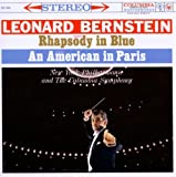 "Gershwin: Rhapsody In Blue; An American In Paris & Bernstein: Symphonic Dances From ""West Side Story""; Symphonic Suite From ""On The Waterfront"""