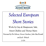 img - for Selected European Short Stories (Classic Books on CD Collection) [UNABRIDGED] book / textbook / text book