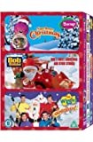 Bob the Builder, Barney and The Wiggles Triple Christmas Pack [DVD]