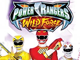 Power Rangers Wild Force - Season 1