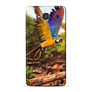 Mobile Back Cover For Xiaomi Redmi 2S (Printed Designer Case)