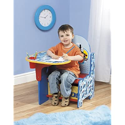 Born To Play - Thomas & Friends - T1 Thomas School Desk With Storage