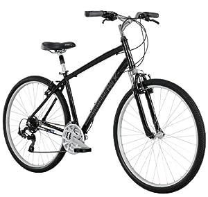 Diamondback Bicycles 2014 Edgewood Mens Sport Hybrid Bike with 700c Wheels by Diamondback Bicycles