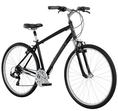 Find Discount Diamondback Bicycles 2014 Edgewood Men's Sport Hybrid Bike with 700c Wheels