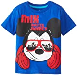 Disney Mickey Mouse Boys 2-7 T-Shirt