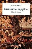 echange, troc Maria Pia Di Bella - Essai sur les supplices : L'état de la victime