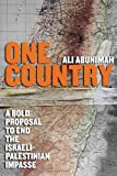 Image of One Country: A Bold Proposal to End the Israeli-Palestinian Impasse