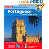 Berlitz Portuguese Phrase Book & CD (English and Portuguese Edition)