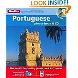 Berlitz Portuguese Phrase Book & CD (English and Portuguese Edition)