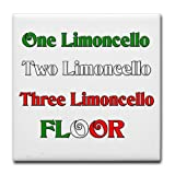 CafePress Limoncello Tile Coaster - Standard Multi-color