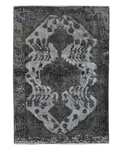"Kalaty One-of-a-Kind Pak Vintage Rug, Grey, 3' 2"" x 4' 6"""