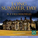 Long Summer Day Audiobook by R F Delderfield Narrated by Jonathan Oliver
