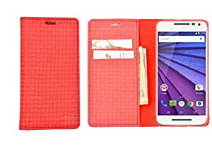 R&A Pu Leather Wallet Case Cover For LG L80