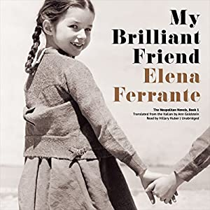 My Brilliant Friend | Livre audio