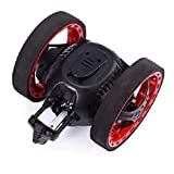 VESNIBA 2.4GHz Wireless Remote Control Jumping RC Toy Bounce Cars Robot Toys