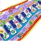 Baby Fish Animals Music Piano Development Touch Mat Toy Gift