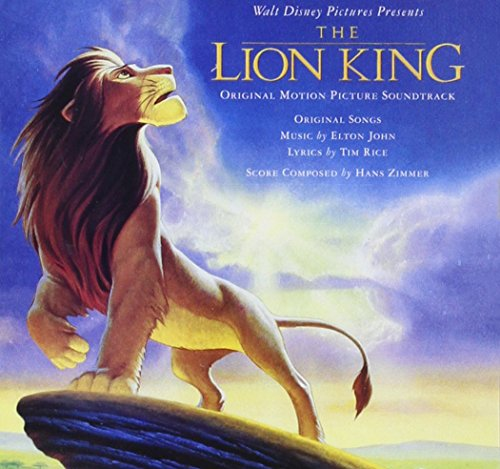 Lion King Cd Covers