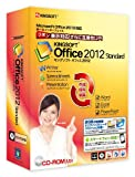 KINGSOFT Office 2012 Standard �p�b�P�[�WCD-ROM��