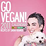 Go Vegan! 2011 Wall Calendarby Sarah Kramer