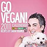 Go Vegan! 2011 Wall Calendarby Sarah Kramer