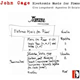 Cage: Electronic Music for Piano