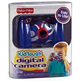 Fisher Price Kid Tough Digital Camera - Blue
