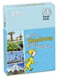 5173tMgdErL. SL160  Oh The Wondrous Places Youll Go! Travel CardGame