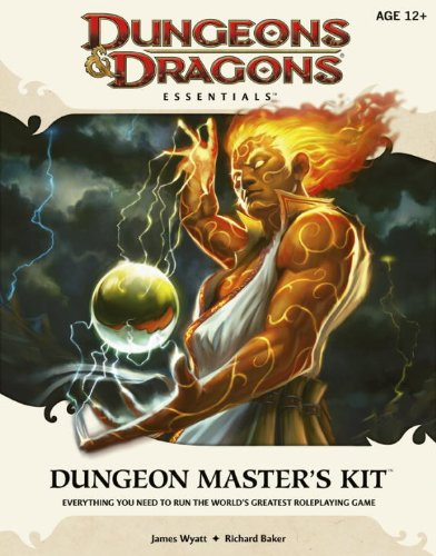 Dungeon Master's Kit: An Essential Dungeons & Dragons Kit (4th Edition D&D) Picture