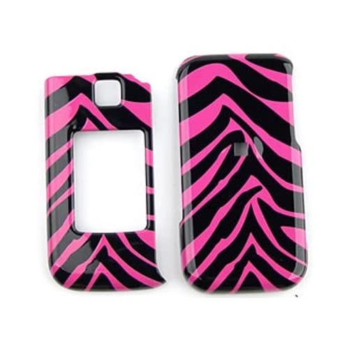 Samsung Alias 2 u750 Pink Zebra Skin Hard Case/Cover