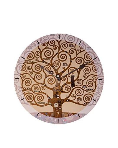 Artopweb Wanduhr Klimt The Tree Of Life