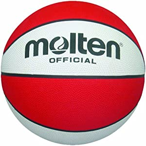 Buy Molten Premium Rubber Basketball, Official Size 7 by Molten