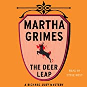 The Deer Leap: A Richard Jury Mystery, Book 6 | Martha Grimes